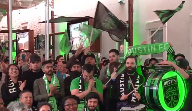 Fans Austin FC
