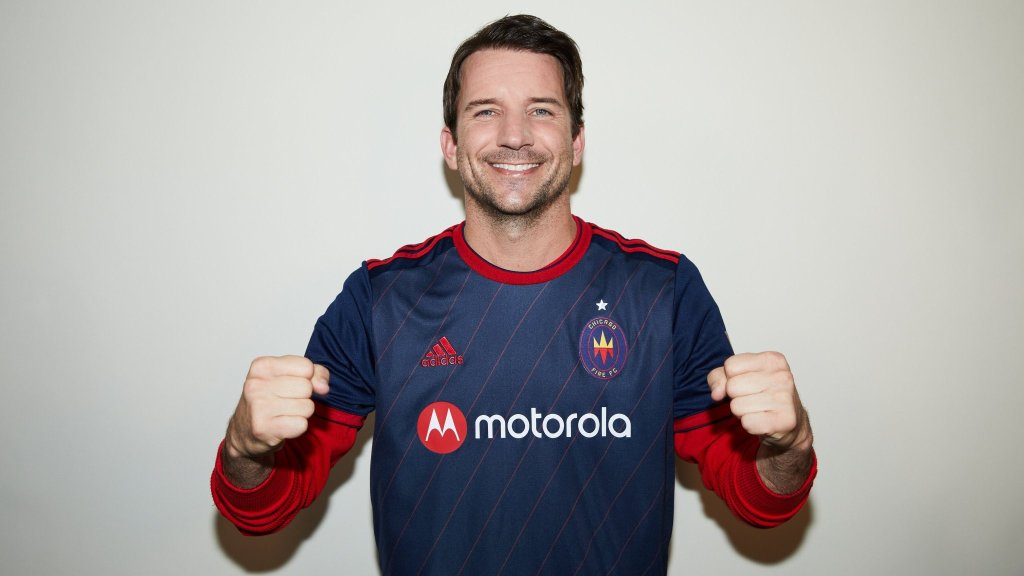 Chicago Fire Legende Mike Magee